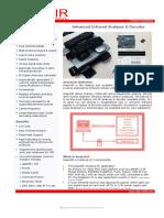 Product Sheet AnalysIR