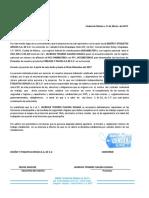 Cartas Susana Jauregui