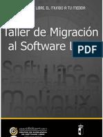 Taller de Migracion a open source en las empresas realizado por la Junta de Comunidades de Castilla la Mancha