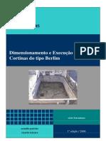 Dimensionamento e Execução de Cortinas do tipo Berlim - JOÃO MARTINS GUERRA.pdf