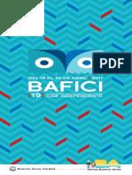 Grilla Completa BAFICI 2017