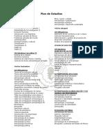 Plan de Estudios Antropología UAEMéx