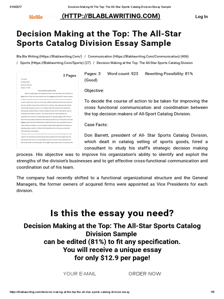 decision making top all star sports catalog division Cscs • co-founder of the functional movement screen• consultant for many universities and pro sports teams in all  decision-making  all better decision.