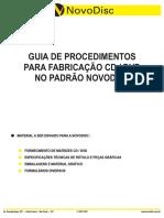 GUIA DE PROCEDIMENTOS PARA FABRICAÇÃO CD - DVD NO PADRÃO NOVODISC3.pdf