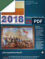 Hoja de Ruta Jura Del Bicentenario de La Independencia