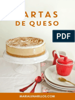 eBook Tartas Queso Maria Lunarillos