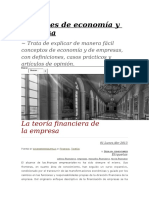 ABOUT Microeconomia