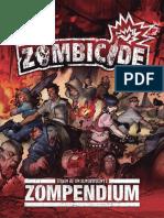 Zompendium - Diario de Un Superviviente