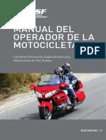 Manual Del Motociclista de Tres Ruedas