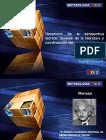 Metodologia II  unid 1Desarrollo de la perspectiva teórica.pptx