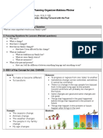 grade1 unit plan organizer