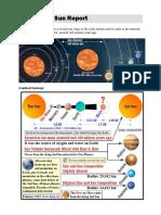 The Second Sun Report