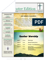 2017 April Eastminster Edition