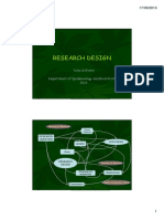 1. Research Design 1 2013