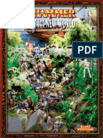Warhammer FB - Expansion - Conquest of the New World (6E) - 2005