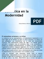 Semiótica en La Modernidad Hilaria Montero Montero