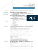slc resume 2017