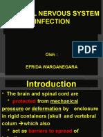 Infeksi SSP Unila - Meningitis, Encephalitis, Polio, Tetanus- Juni 2015