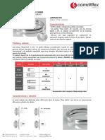 Comdiflex Catalogo Tecnico de Rtj Juntas Tipo Ringtype