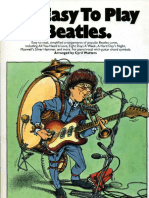 The Beatles - It's Easy To Play Beatles 1.pdf