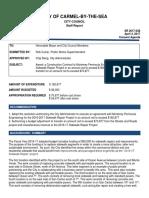 Construction Contract to Monterey Peninsula Engineering 04-04-17