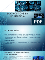 Metodos de Diagnostico en Neurologia