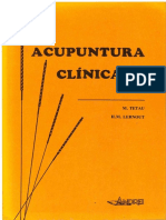Tetau e Lernout - Acupuntura Clinica