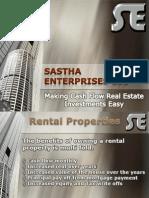 Rental Properties - Sastha Enterprises LLC II
