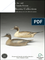 Guyette & Deeter - Peter Brown Decoy Collection eBook