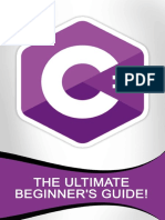 C# the Ultimate Beginner's Guide