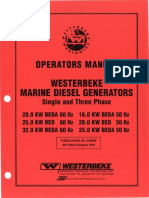 39685 20beda to 32beda Operator Man
