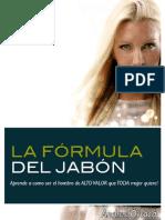 Fórmula Del Jabón480093v