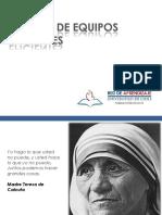 Gestión de Equipos Eficientes (Presentación 2016)