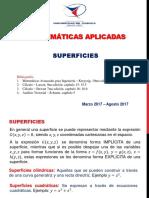 4.Superficies Integrales de linea Calculo