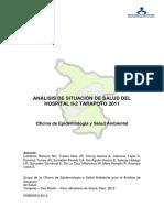ASIS Hospital II-2 Tarapoto