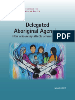 B.C. children representative report on delegated agencies