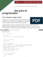 10.2. Módulos Para El Programador