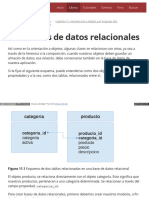 11.4. Bases de Datos Relacionales