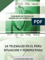 La Telesalud en Peru