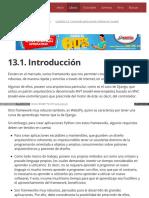 13.1. Introducción