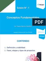 Tema 1 - Conceptos Fundamentales
