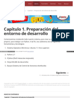 Capítulo 1. Preparación Del Entorno de Desarrollo