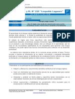 7 Año a Programa Planificación Anual Ingles Técnico