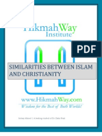 2_2_similarities between islam and christianity