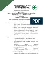 9.2.2 Sk Standart Layanan Klinis
