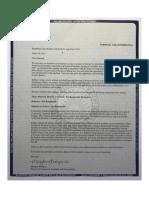Polston Reinstatement Letter