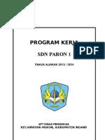 Program Kerja Tahunan