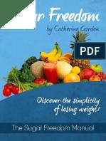 The Sugar Freedom Diet 12-10-13