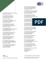 Guía Poemas Segundo Medio