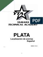 YTA PLATA-Localización de Averías Memorias
